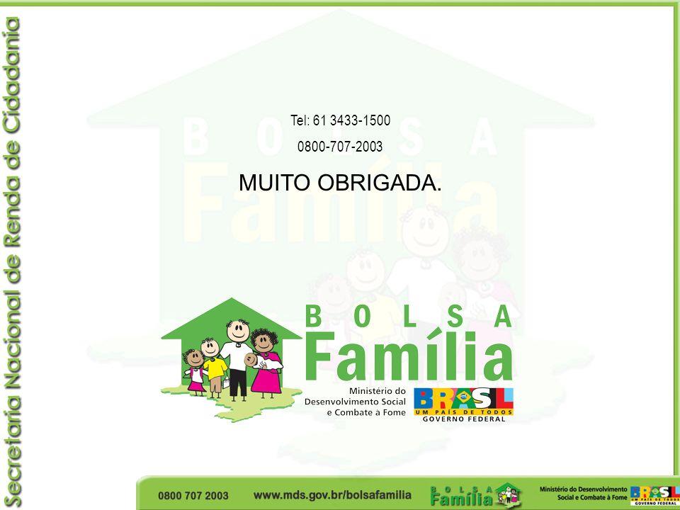 Tel: 61 3433-1500 0800-707-2003 MUITO OBRIGADA.