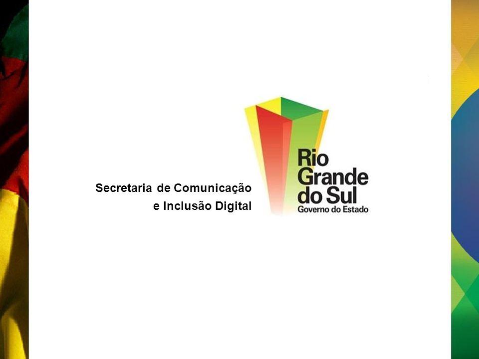 Um projeto de governo transformador precisa potencializar e integrar esta nova era da comunicação digital ao seu programa de desenvolvimento e levar o Rio Grande do Sul à Sociedade da Informação e o Governo para a casa de cada gaúcho.