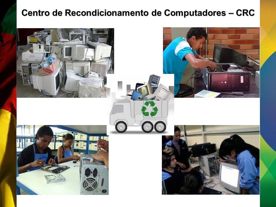 Centro de Recondicionamento de Computadores – CRC