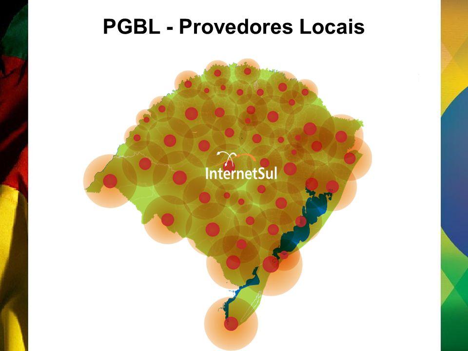 PGBL - Provedores Locais