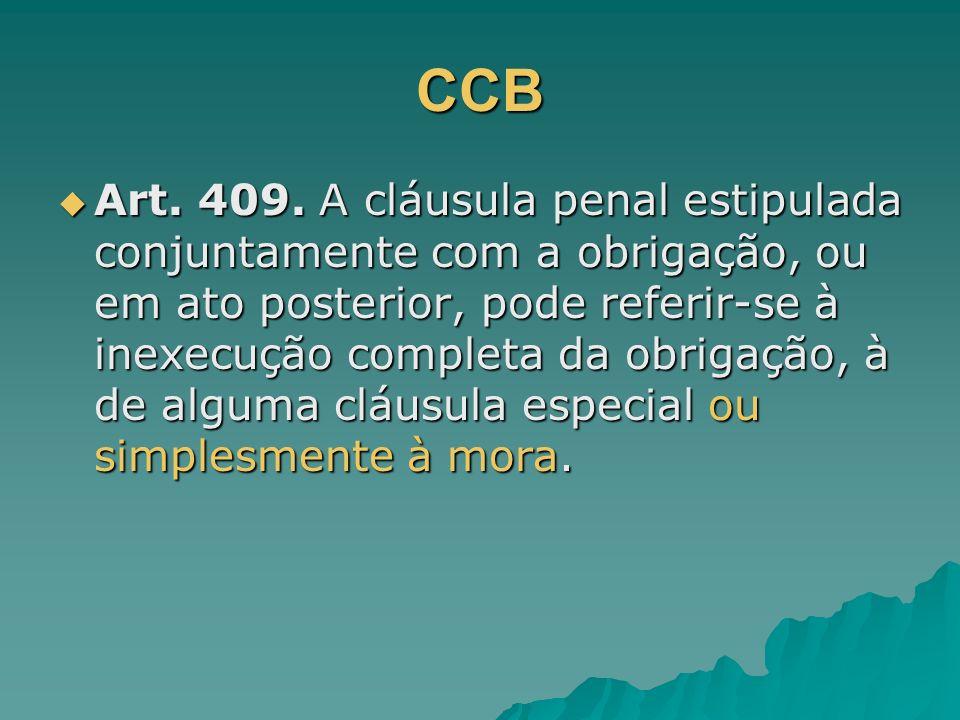 CCB Art.411.