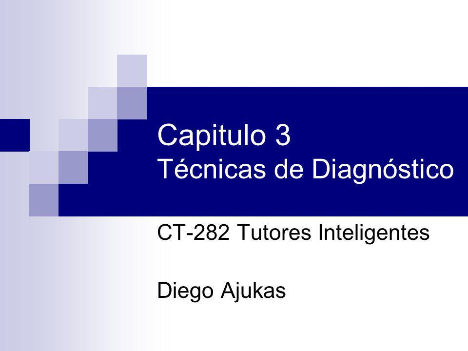 Objetivo Esclarecer algumas técnicas de diagnóstico e algumas implementações que as utilizam.