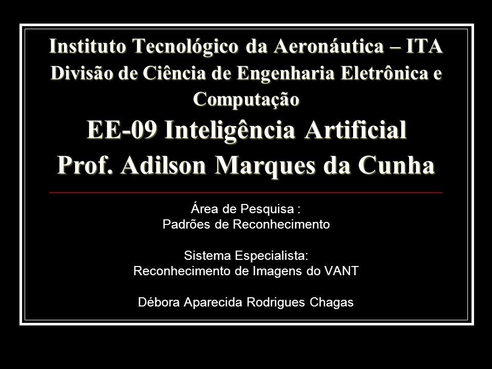 Instituto Tecnológico da Aeronáutica – ITA Divisão de Ciência de Engenharia Eletrônica e Computação EE-09 Inteligência Artificial Prof.