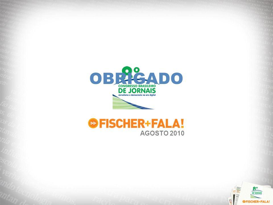 AGOSTO 2010 OBRIGADO