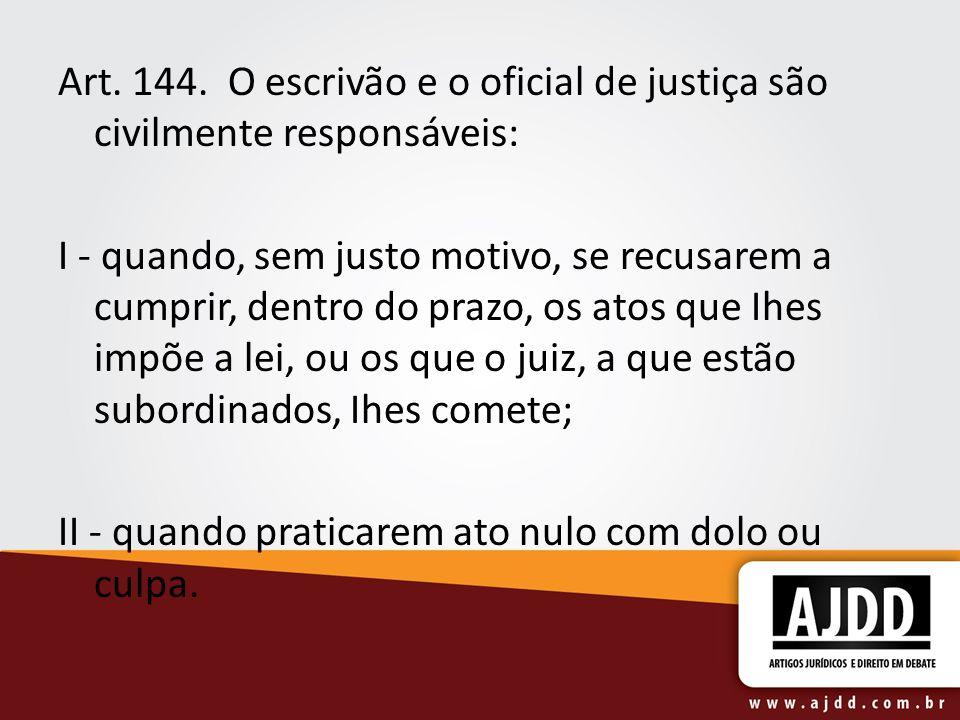 Art. 144.