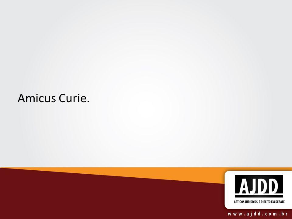 Amicus Curie.