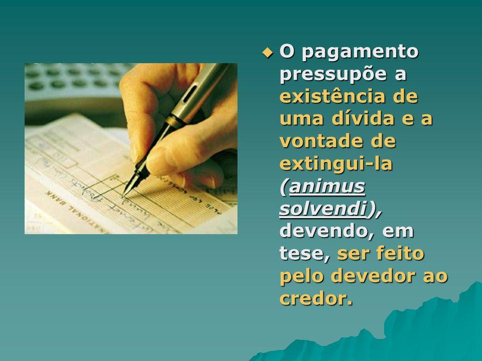 Dação em pagamento É a entrega de objeto diferente do prometido É a entrega de objeto diferente do prometido