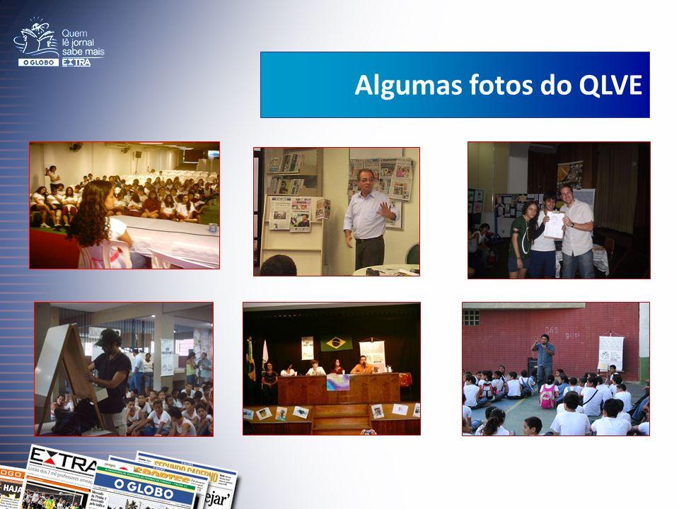 Algumas fotos do QLVE