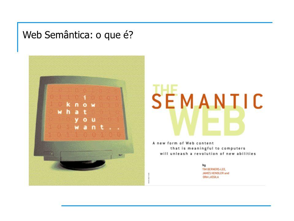 Web Semântica: o que é