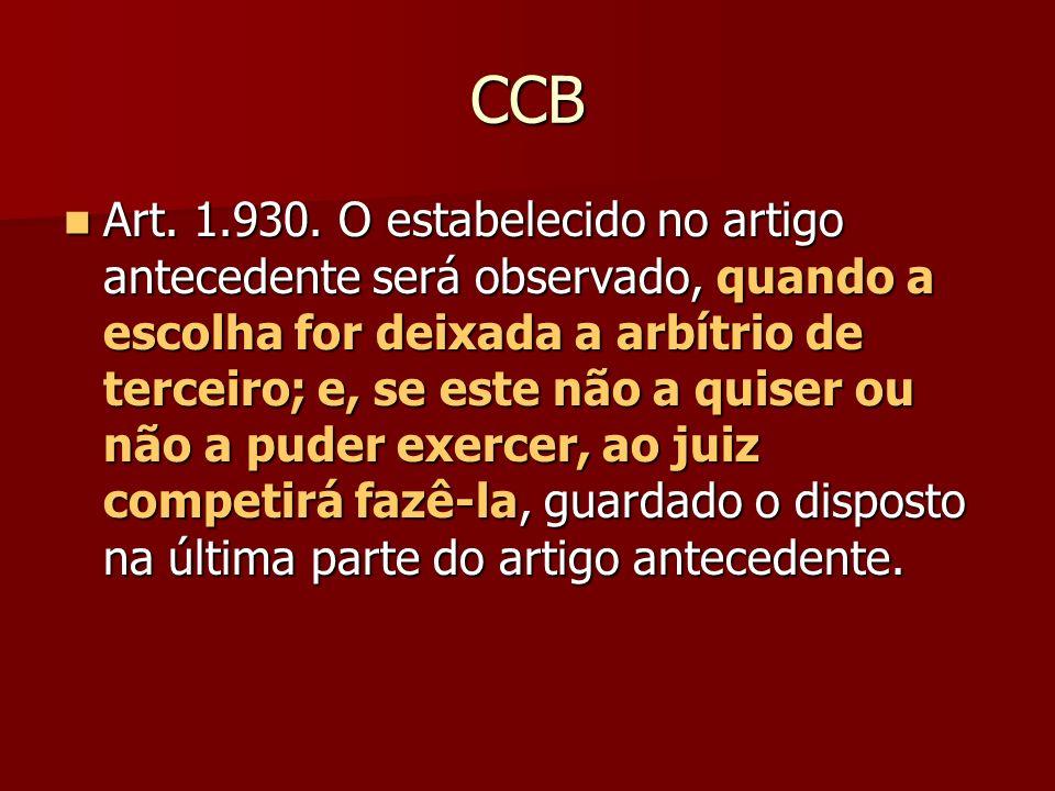 CCB Art.1.930.