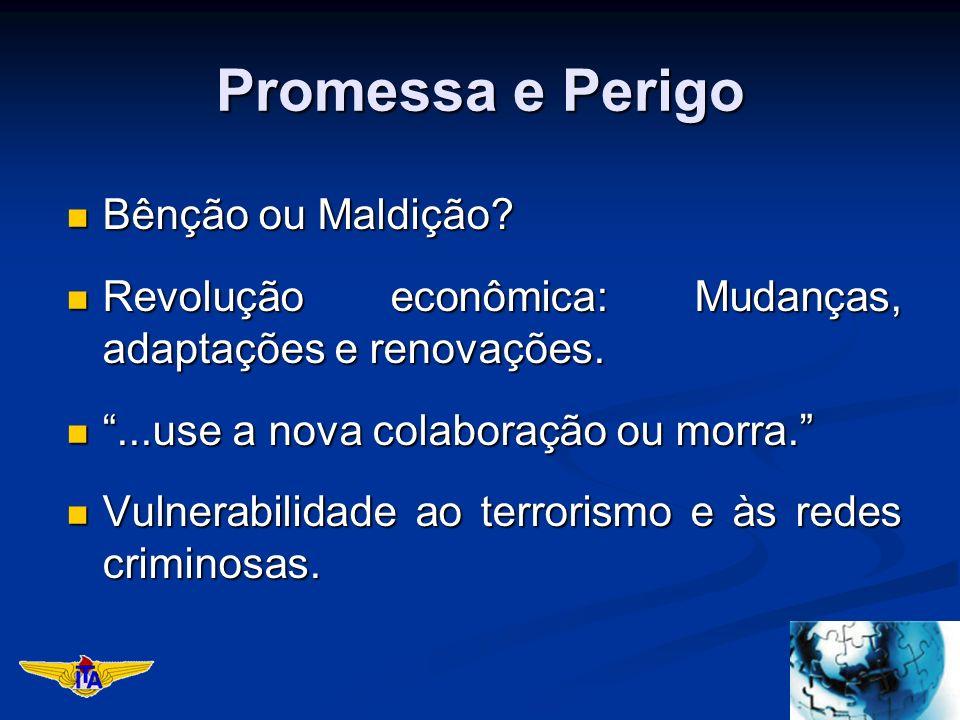 Promessa e Perigo Bênção ou Maldição. Bênção ou Maldição.
