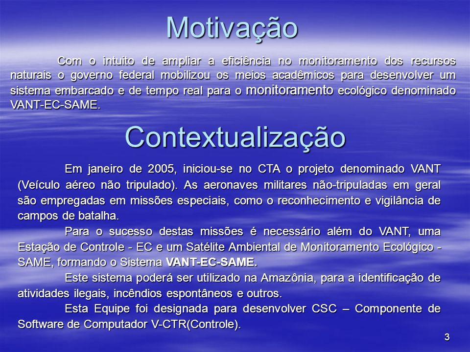 14 2º Nível de Integração CSC V-CTR