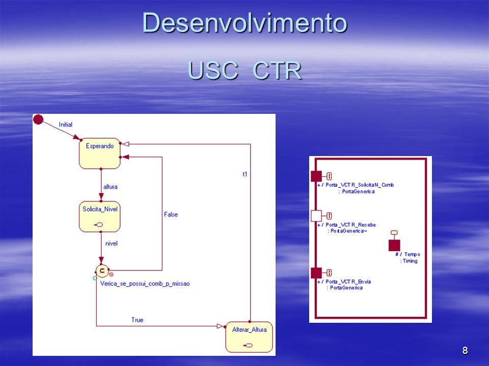 8 Desenvolvimento USC CTR