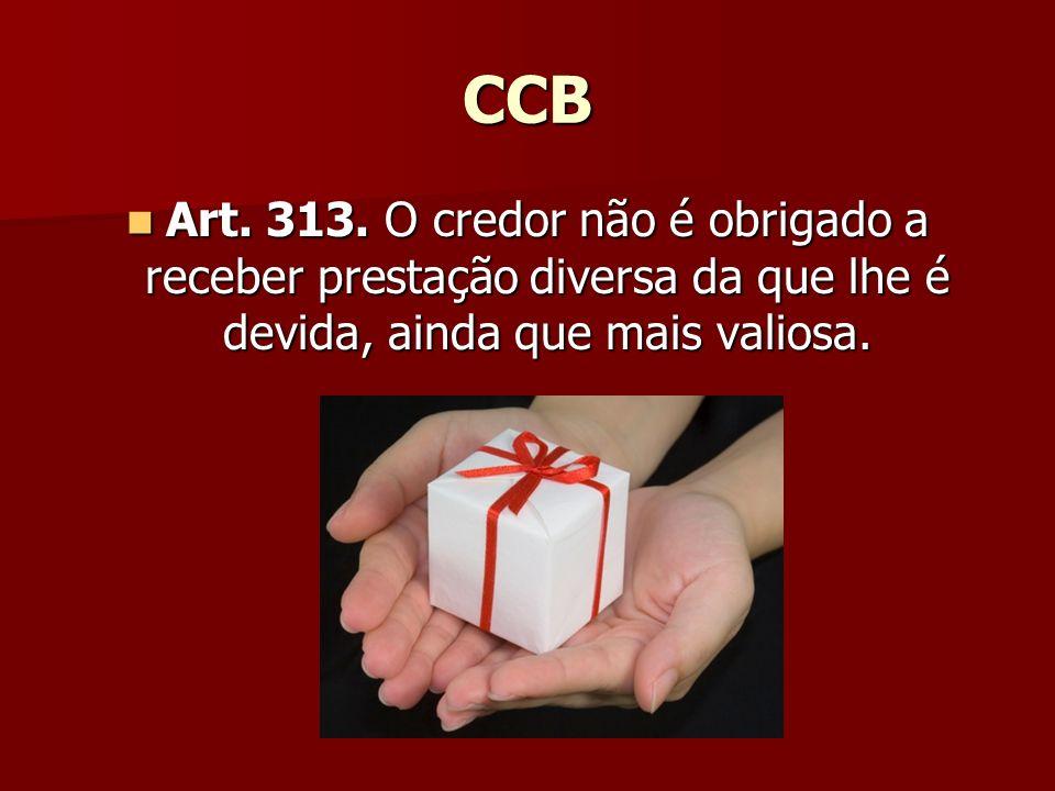 CCB Art. 313.