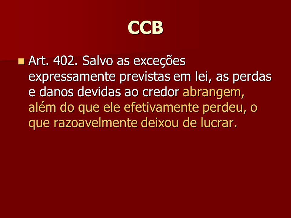 CCB Art. 402.
