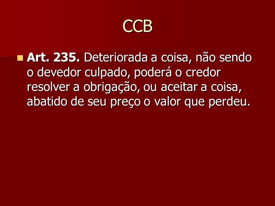 CCB Art. 235.