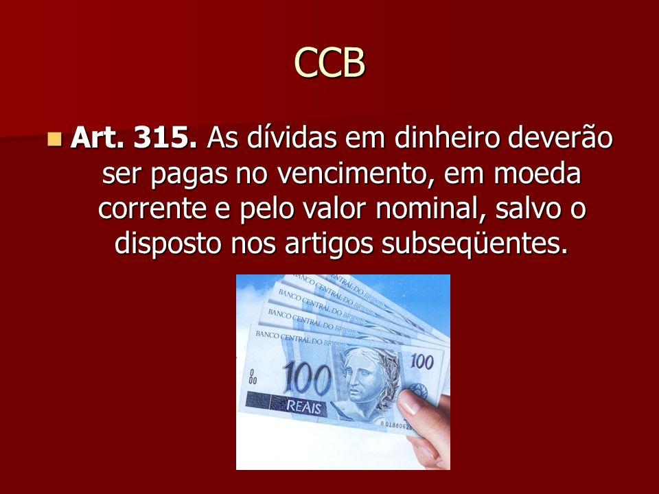 CCB Art. 315.