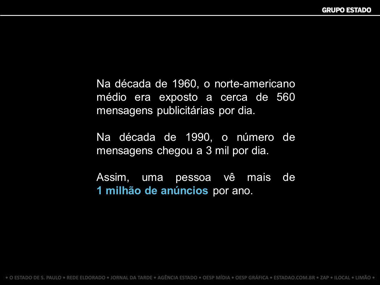Convergência de mídias Anúncio impresso com som e vídeo