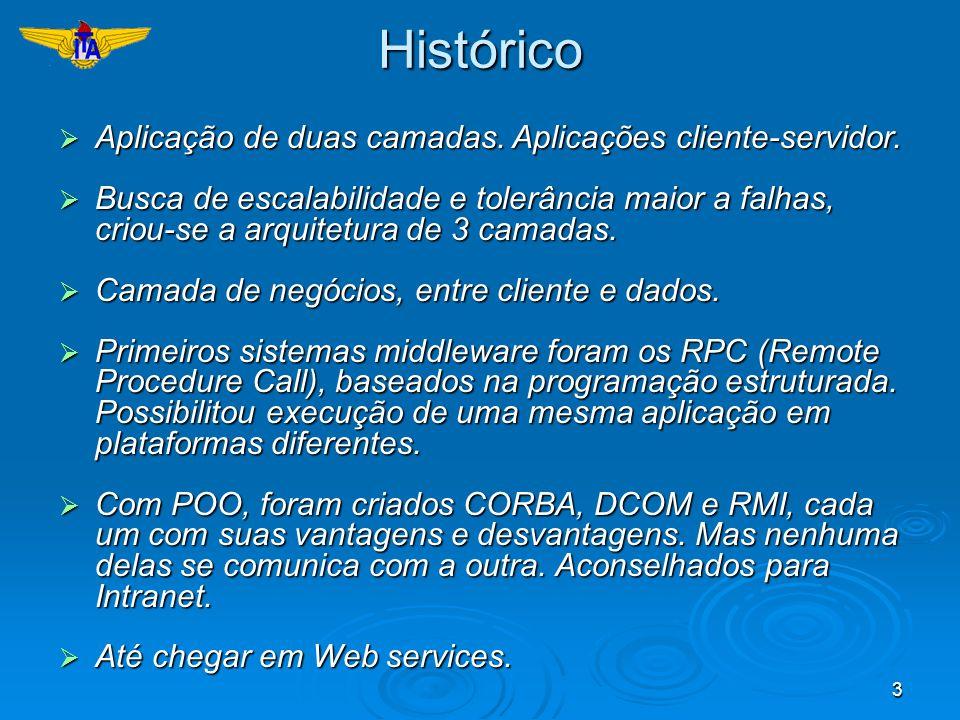 14 Por que Web Services.