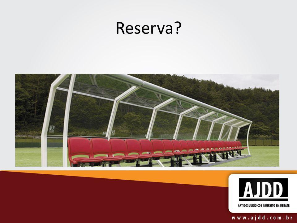 Reserva?