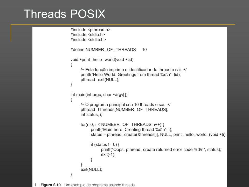 Threads POSIX