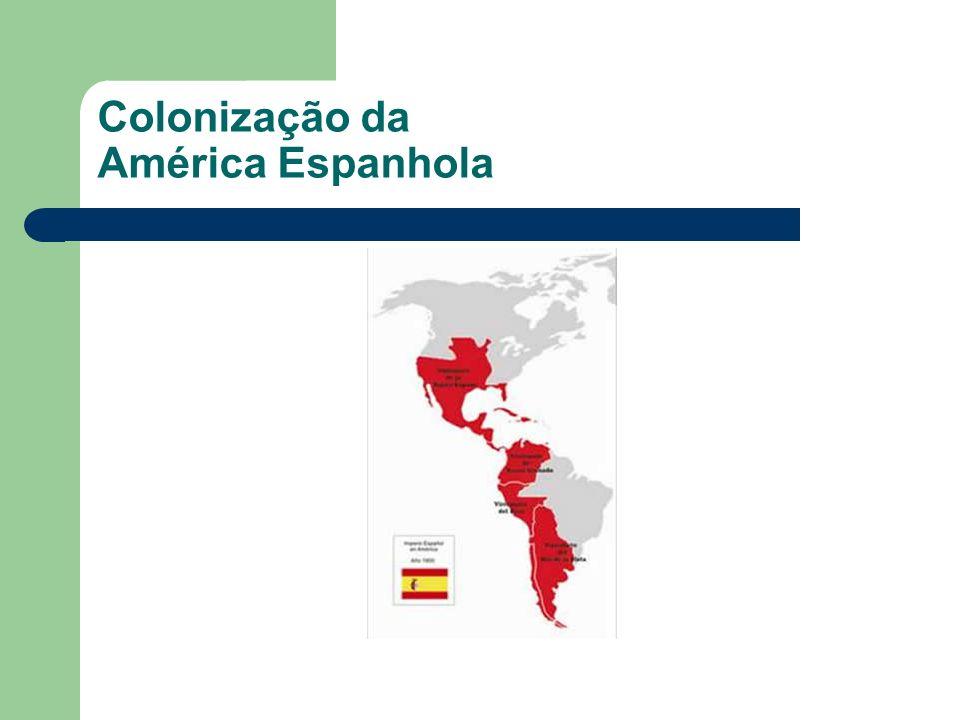 Colonização da América Espanhola