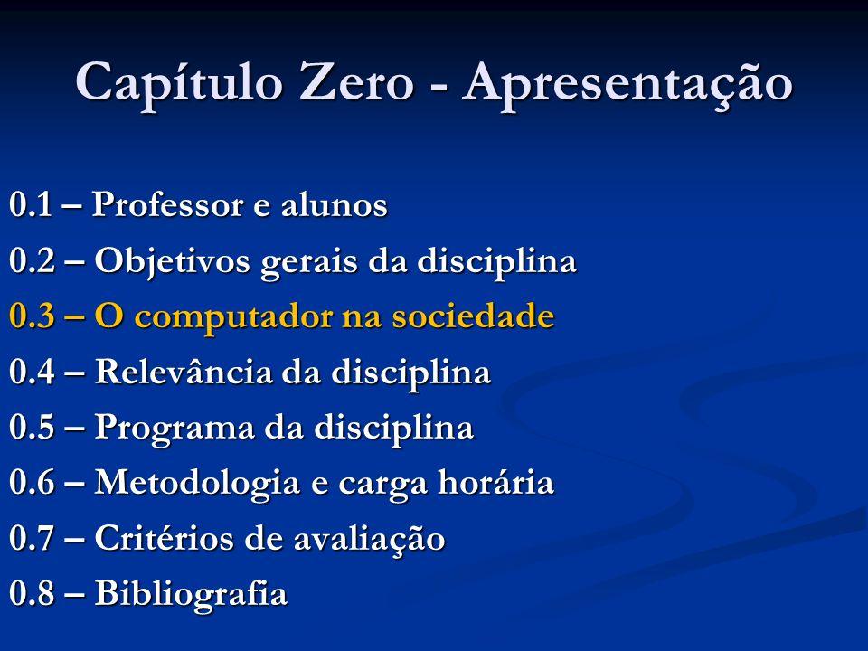 0.8 – Bibliografia 0.8.1 – Bibliografia básica Slides de CES-10 – Prof. Guerra, 2009