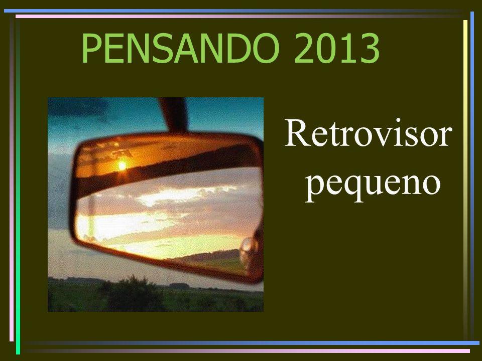 PENSANDO 2013