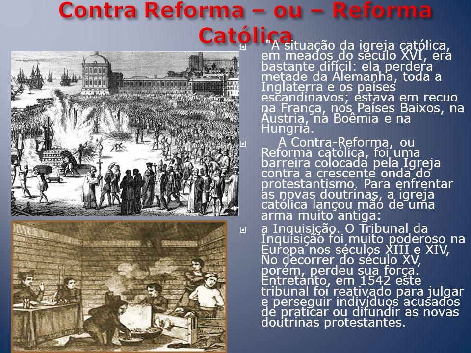 Na Inglaterra, a difusão da Reforma foi facilitada pela disputa pessoal entre o soberano, Henrique VIII, e o papa.