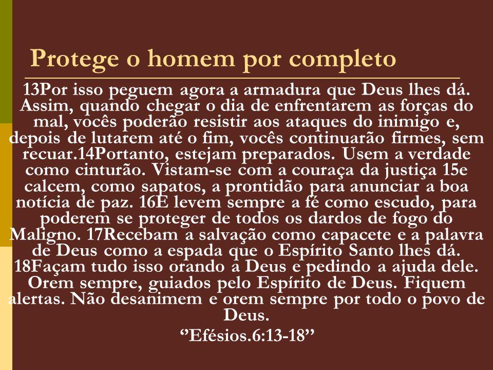 Consola o homem 16E eu rogarei ao Pai, e ele vos dará outro Consolador, para que fique convosco para sempre, 17o Espírito da verdade, que o mundo não pode receber, porque não o vê, nem o conhece; mas vós o conheceis, porque habita convosco e estará em vós.