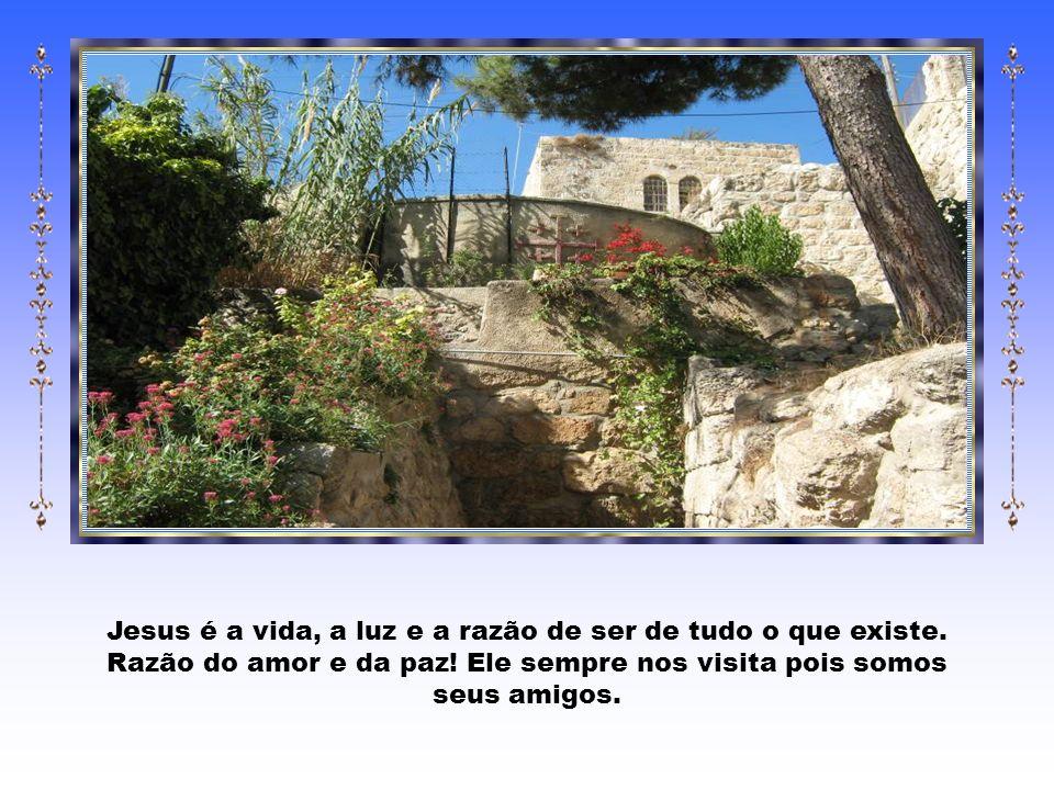 Jesus procurava refúgio nesse lar, sobretudo quando tropeçava mais frequentemente com a incompreensão e o desprezo.