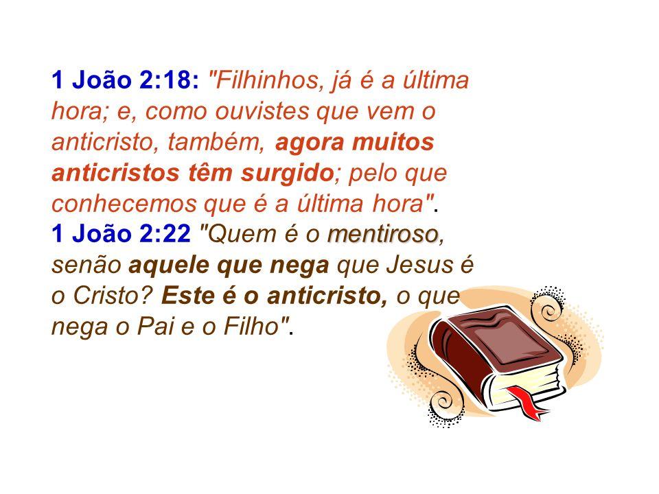 1 João 2:18: