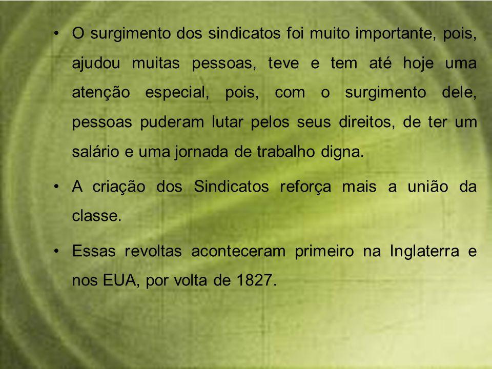 No Brasil, a origem da classe operária brasileira foi por volta do século XIX que veio junto com o processo de transformação da nossa economia.