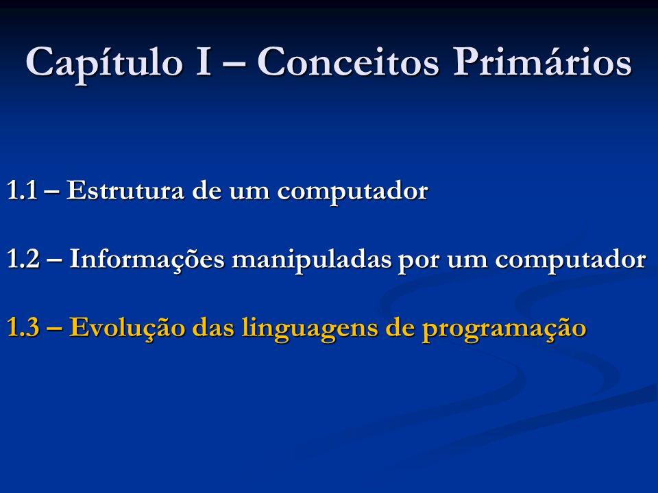 1 10 0 4 11 1 2 12 2 3 2046 2047 RAM 25 10 14 11 12 ALU Controle Circuito de acesso à memória 0 AR AC 1 IR PC CPU 1 10 DR codopender AR PC; DR Mem(AR); IR DR(codop); PC PC + 1; (preparando p/próxima instrução) Ocorreu a recuperação da instrução pelo controle Agora o controle vai interpretá-la 10
