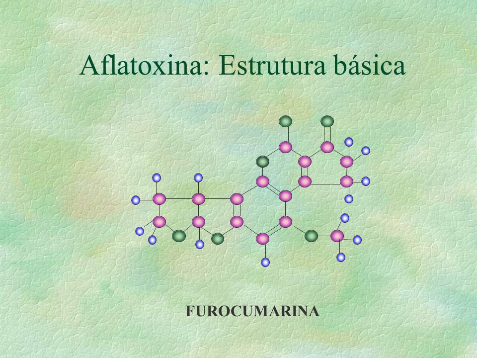Aflatoxina: B 1