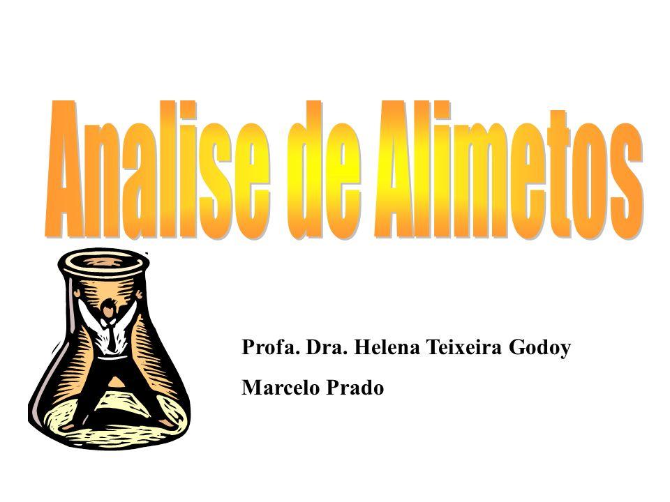 Profa. Dra. Helena Teixeira Godoy Marcelo Prado