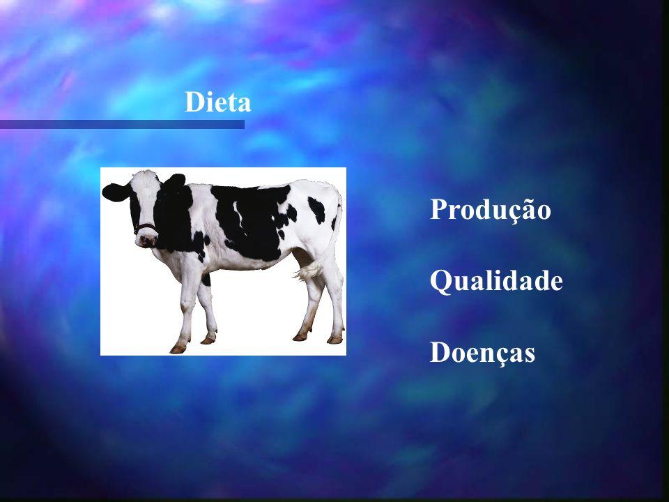 Dieta Produção Qualidade Doenças