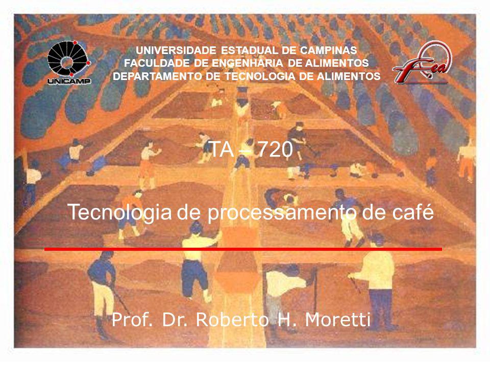 Produção mundial de café: 121 milhões de sacas/ano.