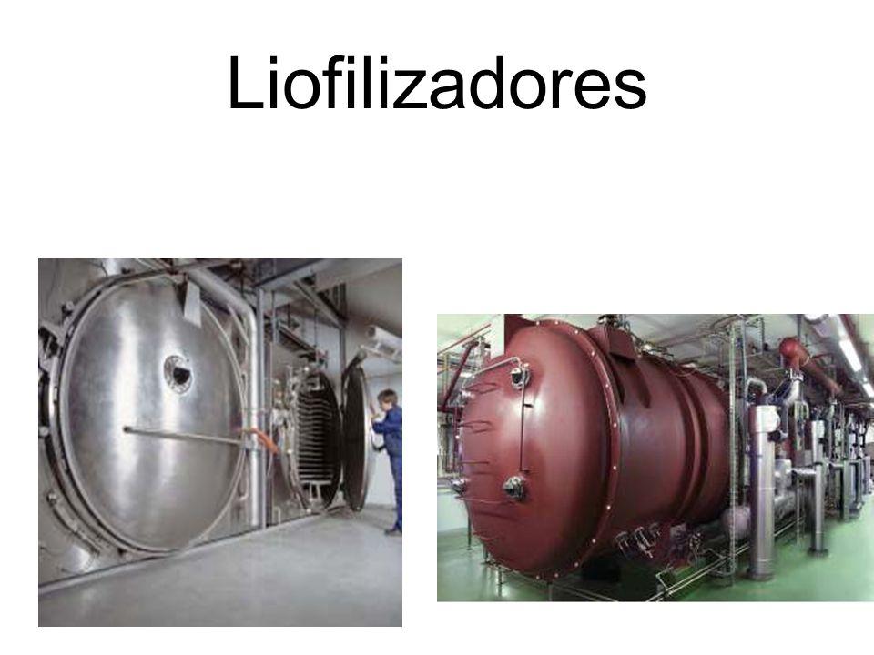 Liofilizadores