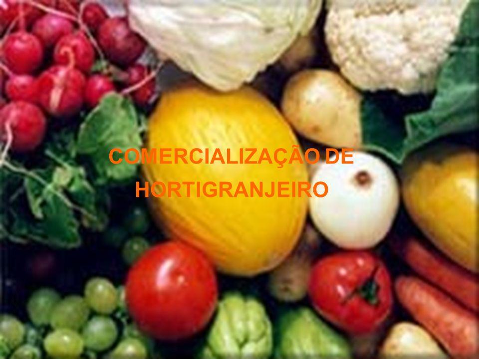 COMERCIALIZAÇÃO DE HORTIGRANJEIRO
