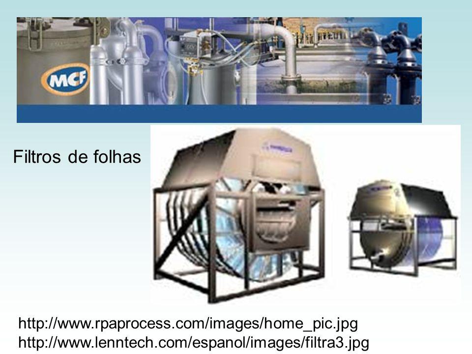http://www.rpaprocess.com/images/home_pic.jpg http://www.lenntech.com/espanol/images/filtra3.jpg Filtros de folhas
