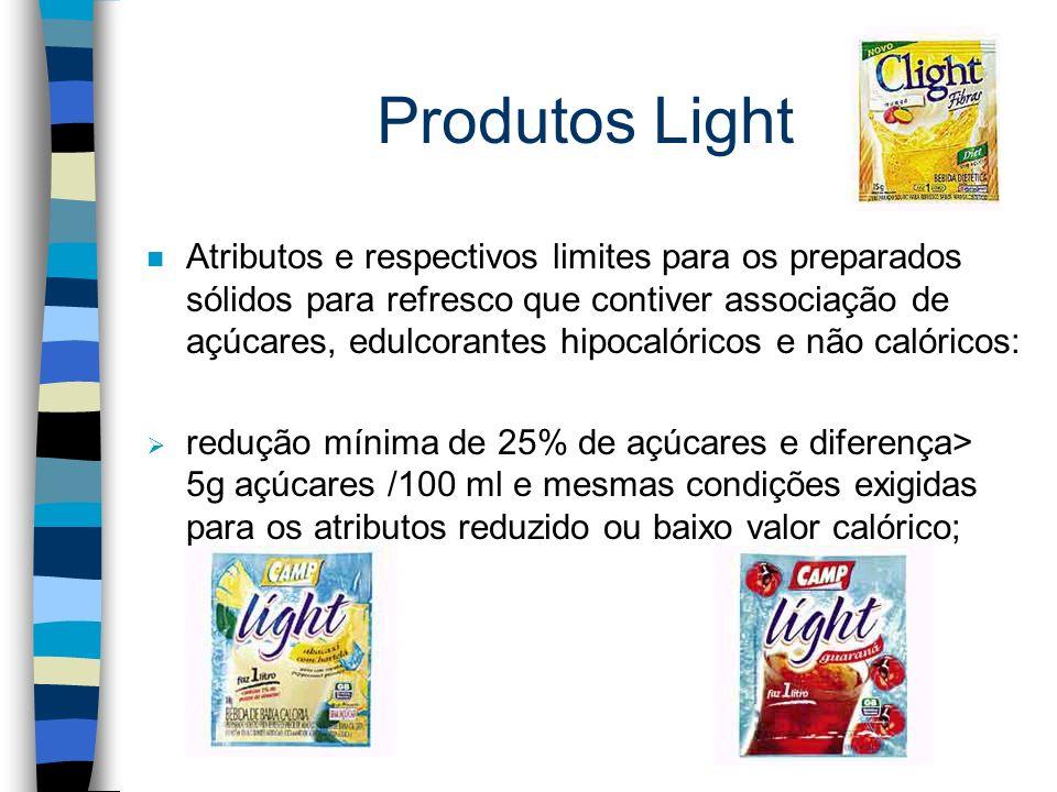 Requisitos (Continuação): Guaraná = 0,02 % (dois centésimos por cento) em peso, de semente de guaraná ou seu equivalente em extrato de guaraná. Os Pre