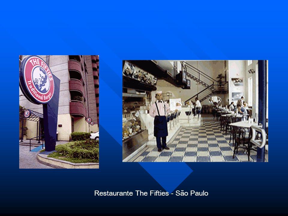Restaurante The Fifties - São Paulo