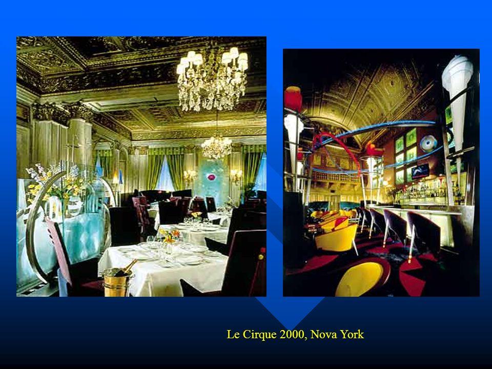 Le Cirque 2000, Nova York