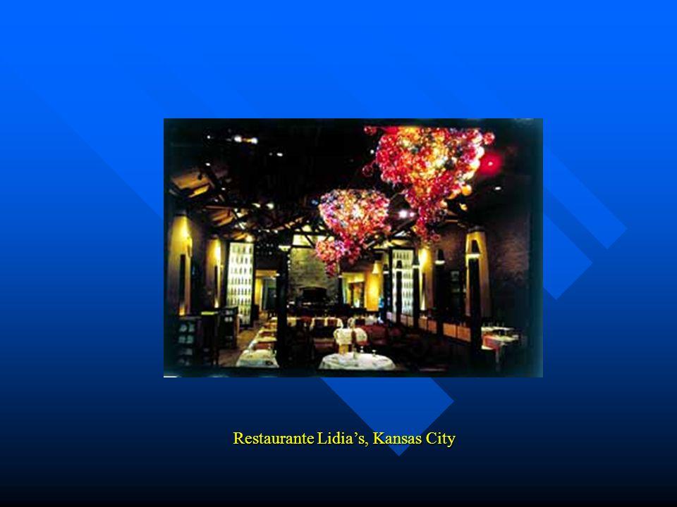 Restaurante Lidias, Kansas City