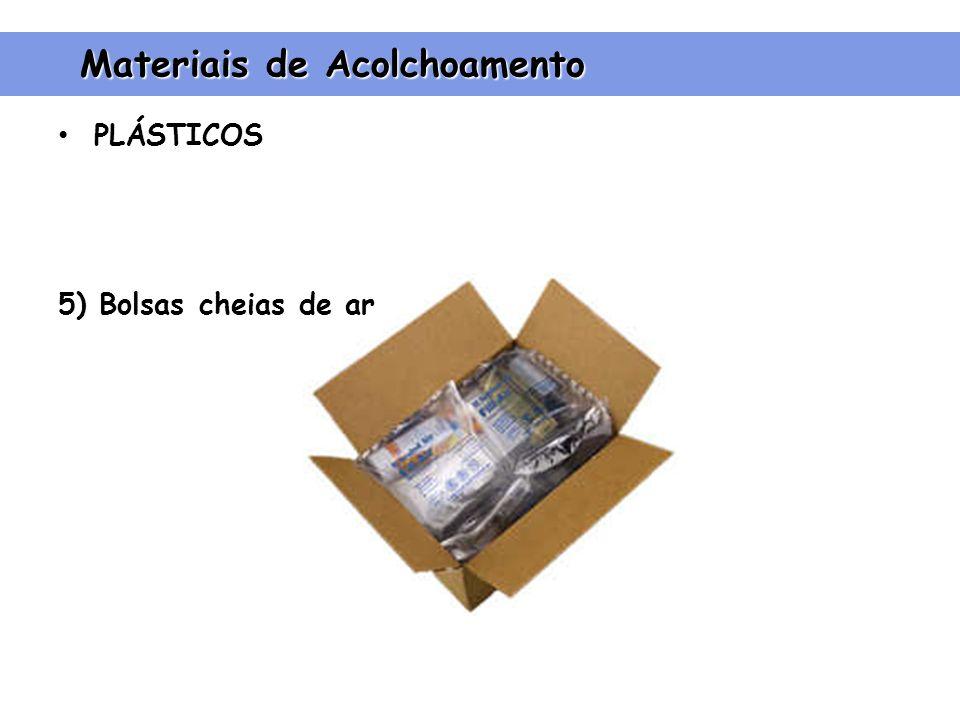 PLÁSTICOS 5) Bolsas cheias de ar