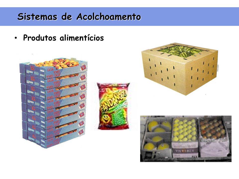 Sistemas de Acolchoamento Produtos alimentícios