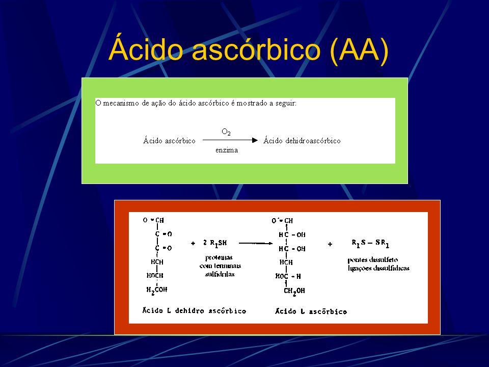 Ácido ascórbico (AA)