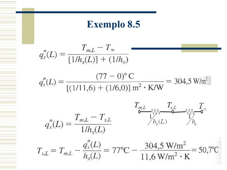 Exemplo 8.5 T m,L T s,L
