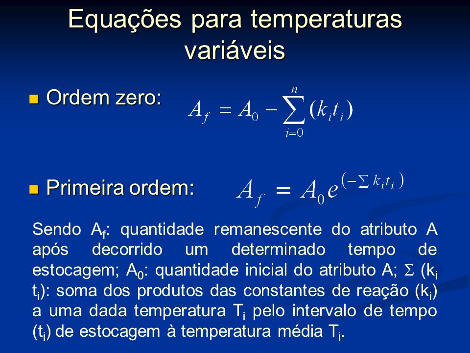 Valor de Z Representa a dependência de temperatura em cinética de inativação de microrganismos. O valor z equivale à diferença de temperatura que dete